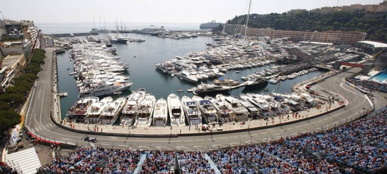 The most exclusive yachts to charter for the Formula 1 Monaco Grand Prix