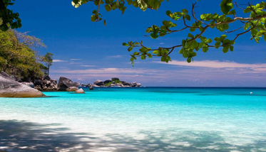 Charter a yacht and visit the top 3 places of the Andaman Sea