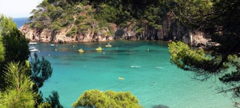 Top 10 places in Costa Brava for Charter a Yacht