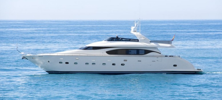 Discover the coast of Ibiza and Formentera on board of Seven C