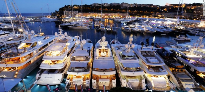 Takara will be one of the yachts of the Monaco Yacht Show