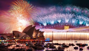 Live an exclusive New Year's Eve in Sydney on board of a luxurious yacht