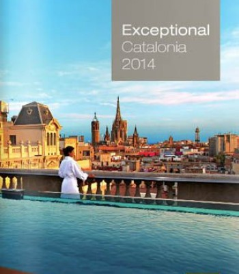 "Charter&Dreams en la nueva guía ""Exceptional Catalonia 2014"""