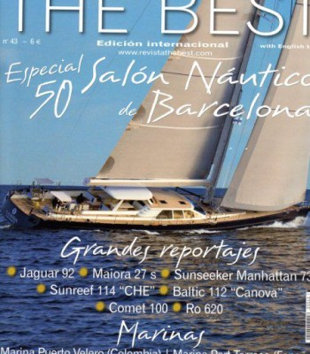 "Reportaje de charter&dreams en ""the best"""